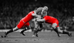 Rugby Union - RBS 6 Nations Championship 2013 - Wales v England - Millennium Stadium